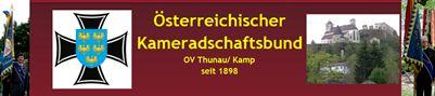 Österr. Kameradschaftsbund - OV Thunau/Kamp