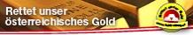 Rettet unser österreichisches Gold