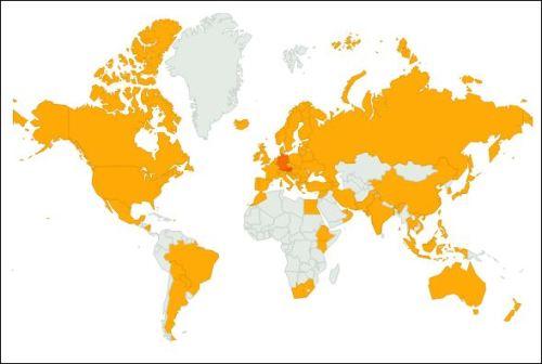 Besucher seit 25. Februar 2012