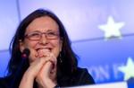 Freut sich auf weitere 5 Jahre in der EU-Kommission: Cecilia Malmström (Foto © Der Rat der Europäischen Union)